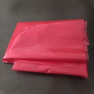 Sacco in materiale plastico PTH - Rosso
