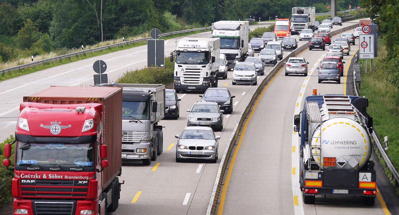 Segnalazione del trasporto di sostanze pericolose