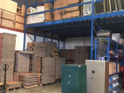 Servizio Deposito Brescia - Mobili, archivi cartacei, merci, materiale. Stoccaggio merci Brescia