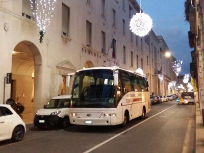 Noleggio bus Brescia e provincia. Noleggio pullman Brescia con conducente