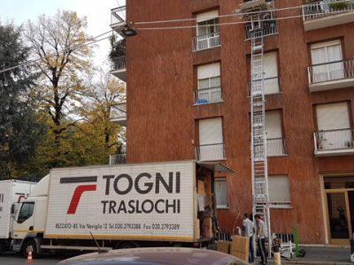 Traslochi a Brescia, in tutta Italia ed internazionali. A Brescia traslochi eseguiti da professionisti.