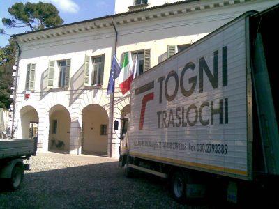 Ditta traslochi Brescia e provincia in tutta Italia ed internazionali. Traslochi di abitazioni, uffici e aziende