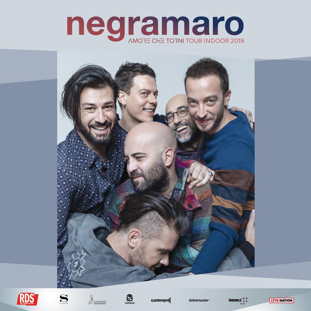 Trasporto Concerto Negramaro - Mediolanum Forum di Assago (Milano) - 27/02/2019