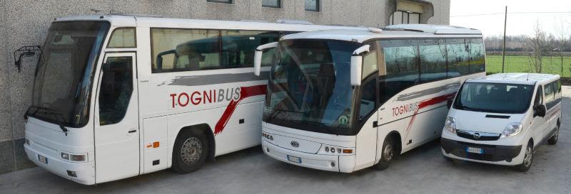 Autobus per Jesolo, Caorle e Lignano Sabbiadoro